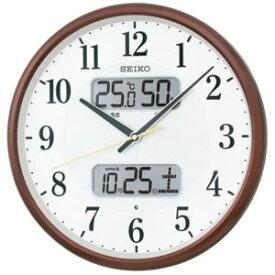 セイコー 電波掛け時計 KX383B