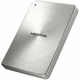 I−O DATA 外付けHDD シルバー [ポータブル型 /2TB] HDPX−UTA2.0S