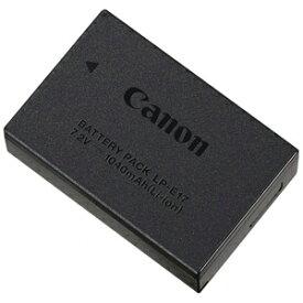 Canon バッテリーパック LP‐E17