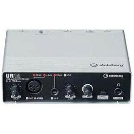 「ハイレゾ音源対応」USBオーディオインターフェース UR12