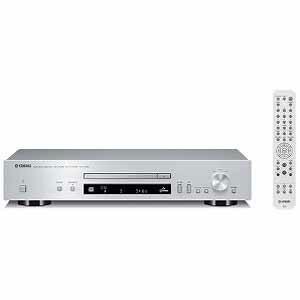 YAMAHA 「ハイレゾ音源対応」ネットワーク+CDプレーヤー CD‐N301(S)