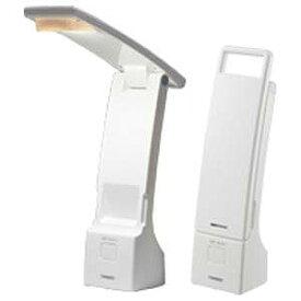 ツインバード 充電式リビング学習LEDライト LE‐H318W (ホワイト)