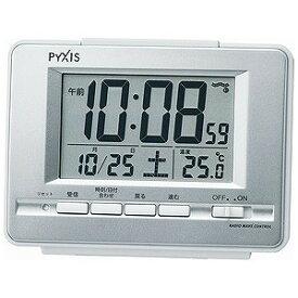 セイコー 電波目覚まし時計 NR535W
