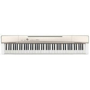 CASIO キーボード(88鍵盤/ゴールド) PX‐160GD (ゴールド)