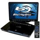 CHL 10インチ フルセグ対応ポータブルブルーレイディスクプレーヤー APBD‐F1070HK