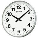 セイコー 掛け時計「オフィスクロック(屋外・JIS防雨型)」 KH411S