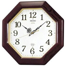 セイコー 電波掛け時計「チャイム&ストライク」 RX210B
