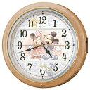 セイコー 電波からくり時計「ディズニータイム」 FW561A(送料無料)