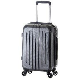 A.L.I TSAロック搭載スーツケース(46L) ADY‐5022 (カーボンブラック)