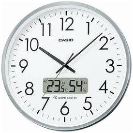 CASIO 壁掛け時計 IC‐2000J‐8JF (シルバー)