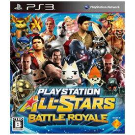 ソニーインタラクティブエンタテインメント PS3ゲームソフト プレイステーション オールスター・バトルロイヤル