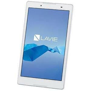 NEC Androidタブレット「8型ワイド・ストレージ 16GB」LAVIE Tab E PC‐TE508BAW(送料無料)