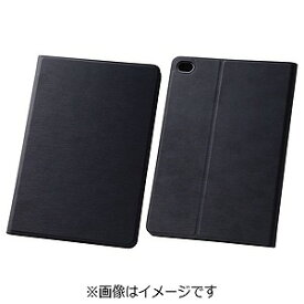 レイ・アウト iPad mini 4用スリムレザーケース 合皮 ブラック RT‐PM3SLC1/B