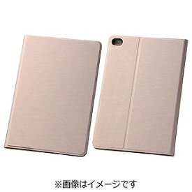 レイ・アウト iPad mini 4用スリムレザーケース 合皮 シャンパンゴールド RT‐PM3SLC1/CG
