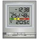 卓上型熱中症温度計(熱中症指数(WBGT値)表示付) MT‐873