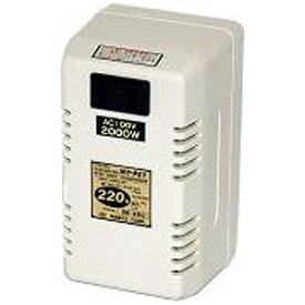 日章工業 変圧器(ダウントランス・熱器具専用) DE‐200