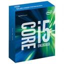 インテル Core i5−6600K BOX品 「CPUクーラー別売り」 BX80662I56600K(送料無料)