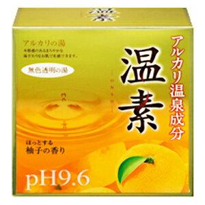 アース製薬 温素 柚子の香り 30g×15包(ボディケア用品) オンソユズノカオリ15ホウ