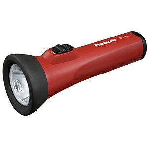 パナソニック LED懐中電灯(単1電池2個用) BF‐158BF‐R (レッド)