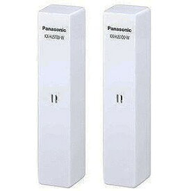 パナソニック ホームネットワークシステム 「スマ@ホーム システム」 開閉センサー(2台) KX‐HJS100W‐W ホワイト
