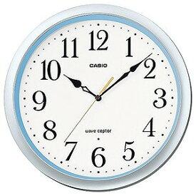 CASIO 電波掛け時計 IQ−480J−8JF