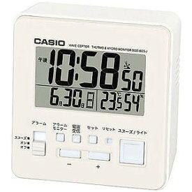 CASIO 電波目覚まし時計 DQD‐805J‐7JF