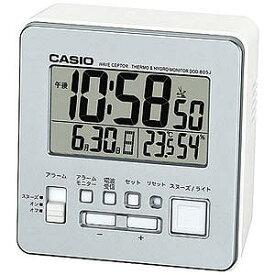 CASIO 電波目覚まし時計 DQD‐805J‐8JF