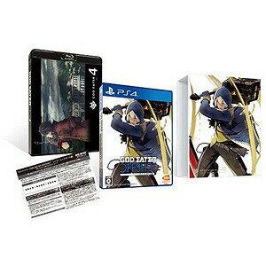 バンダイナムコゲームス PS4ソフト GOD EATER OFF SHOT(ソーマ・シックザール編) ツインパック&アニメVol.4 限定生産