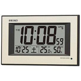 セイコー 電波掛時計 SQ438G