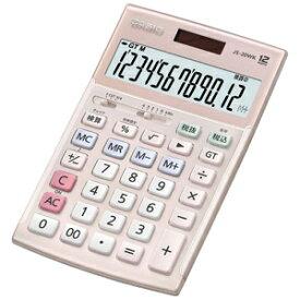 CASIO 本格実務電卓(12桁) JS‐20WK‐PK