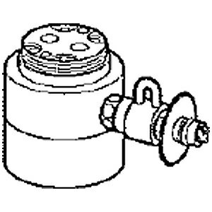 パナソニック 食器洗い乾燥機用 分岐水栓 CB‐SKE6