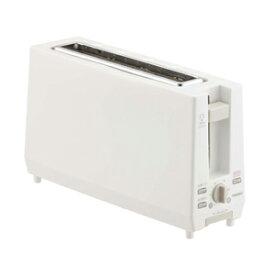 ツインバード ポップアップトースター [950W/食パン2枚] TS‐D404W (ホワイト)