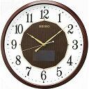 セイコー ハイブリッドソーラー電波掛け時計 SF241B