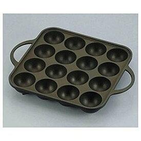 和平フレイズ 元祖ヤキヤキ屋台 アルミ鋳物たこ焼器(16穴) YR‐4259