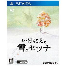 スクウェア・エニックス PS Vitaソフト いけにえと雪のセツナ