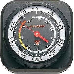 エンペックス 高度・気圧計「アルティマックス4500」 FG‐5102