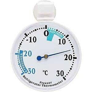 エンペックス 冷凍・冷蔵庫用温度計 TM‐5807