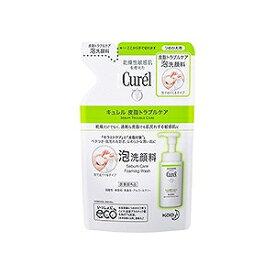 花王 curel(キュレル) 皮脂トラブルケア泡洗顔料 つめかえ用(130ml)