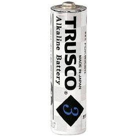 トラスコ中山 アルカリ乾電池 単3 4個入 TLR6GP4S