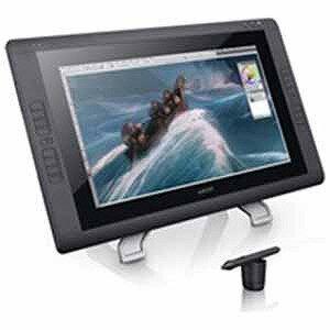 ワコム 液晶ペンタブレット「21.5型 フルHD液晶」 Cinitq 22HD DTK‐2200/K1