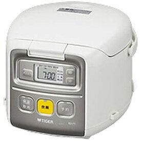 タイガー マイコン炊飯ジャー(3合炊き)「炊きたてミニ」 JAI‐R551‐W (ホワイト)