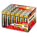 パナソニック Panasonic 単3形 アルカリ乾電池(30本パック) LR6XJ/30SH