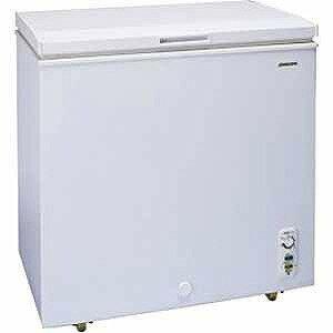 アビテラックス 直冷式チェスト冷凍庫(102L) ACF‐102C (ホワイト)(標準設置無料)