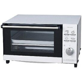ピエリア オーブントースター [1200W/食パン4枚] DOT‐1505‐WH