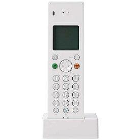 プラマイゼロ 「子機なし」デジタルコードレス留守番電話機Z040 XMT‐Z040W (ホワイト)