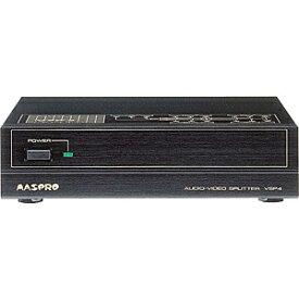 マスプロ AV分配器 VSP4