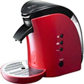 デバイスタイル 専用カプセル式コーヒーメーカー「ブルーノパッソ」 P‐60‐R (レッド)