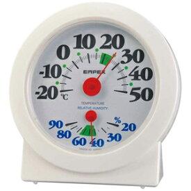 エンペックス 温湿度計「ルシード」 TM‐2661