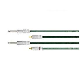 オヤイデ電気 RCAケーブル(3.0m) QAC−222 RTS/3.0