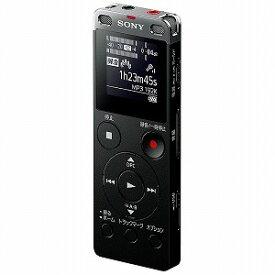 ソニー 「ワイドFM対応」リニアPCMレコーダー「8GB」 ICD‐UX565FBC (ブラック)